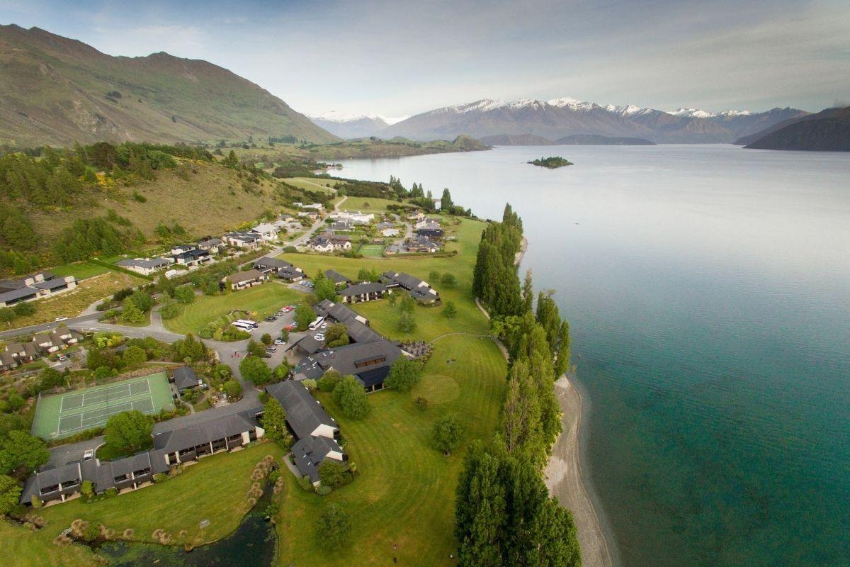 Obtenga una noche de alojamiento gratis en Edgewater Hotel Lake Wanaka
