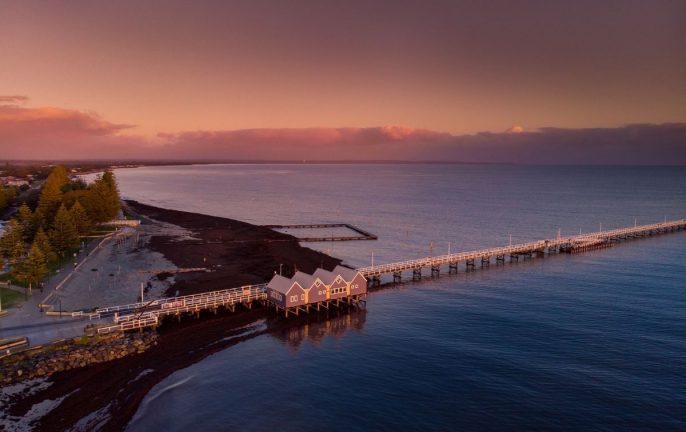 southern hemisphere longest jetty