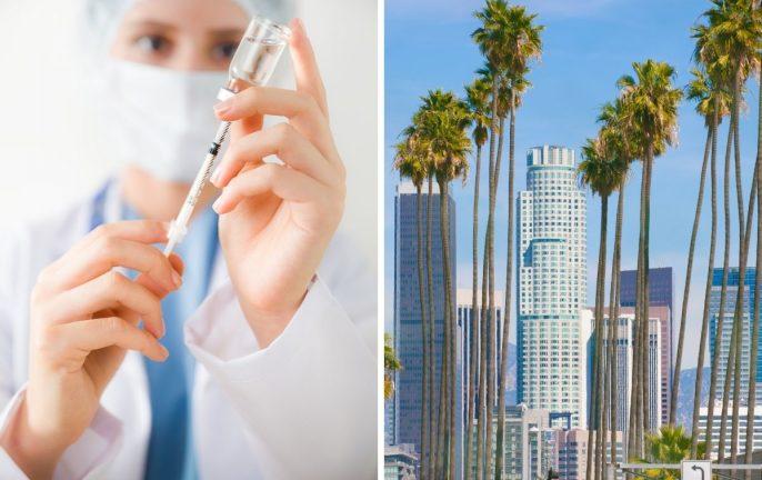 Vaccination tours