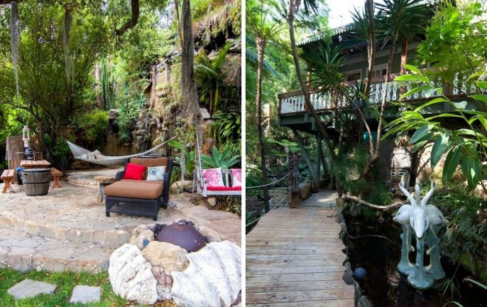Pirates of the Caribbean Airbnb