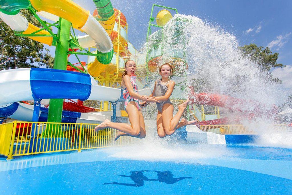 BIG4 Gold Coast Holiday Park waterpark