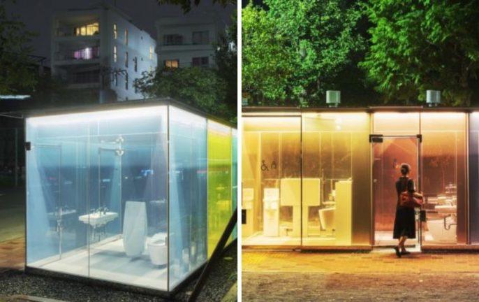 Tokyo Toilets