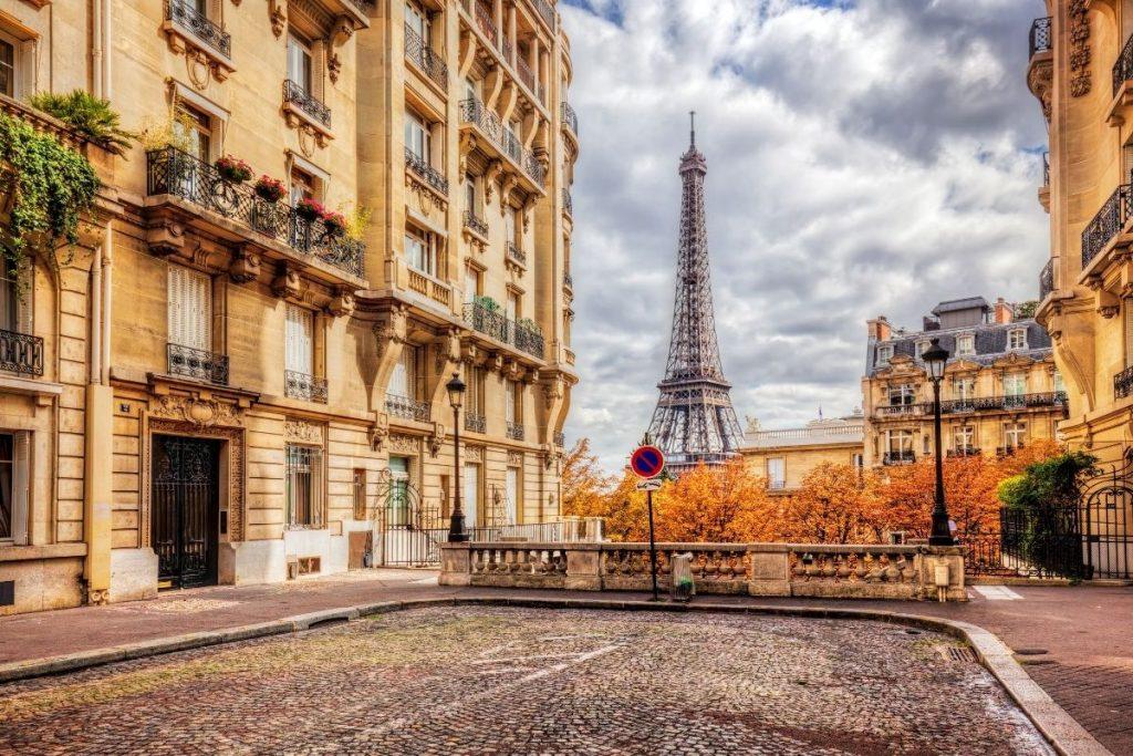 Hoteles en París con vistas a la torre Eiffel