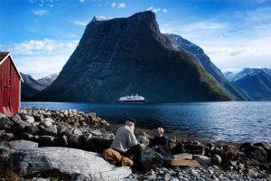 ¡Descubra la magia de Noruega con crédito adicional a bordo!
