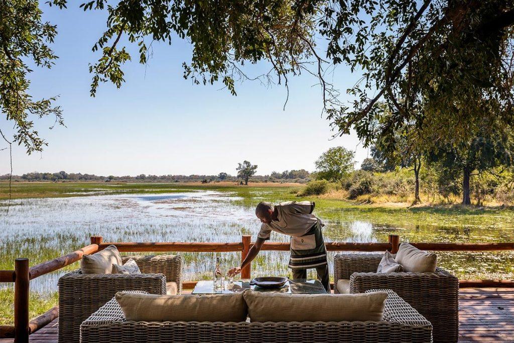 Sanctuary Chief's Camp in Botswana