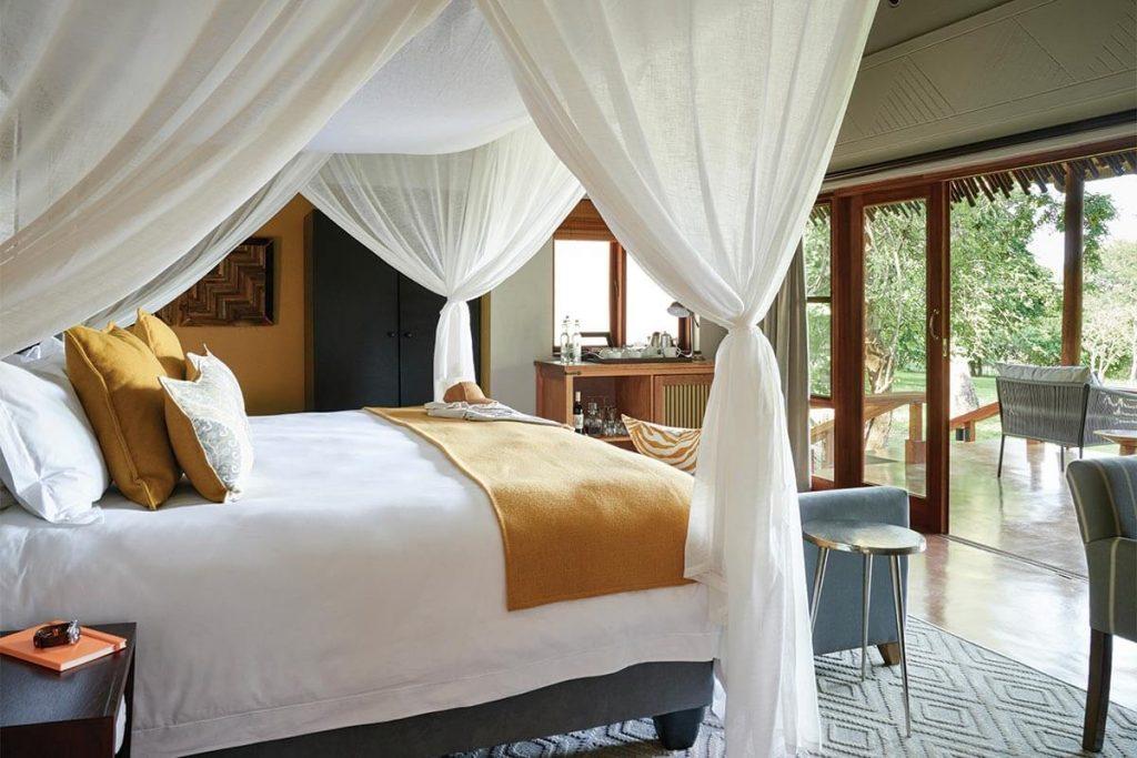 Sweet dreams are guaranteed at Chobe Chilwero in Botswana