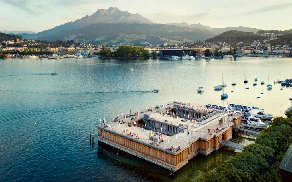 Seebad de Lucerna