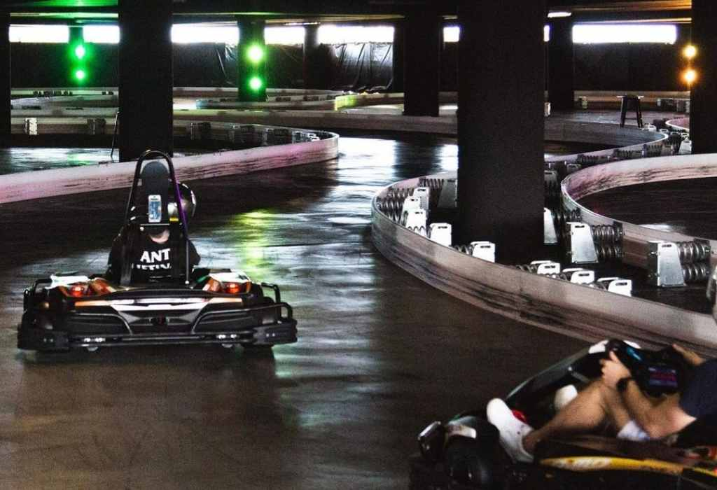 go karting in sydney is possible during lockdown