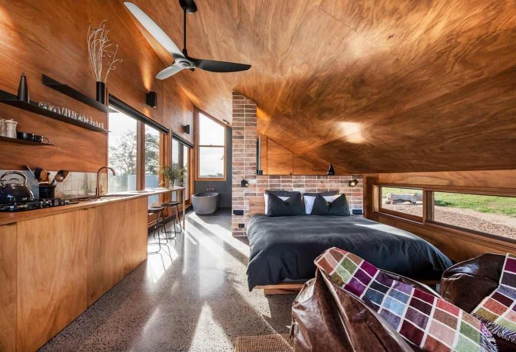 la estancia más singular de airbnb