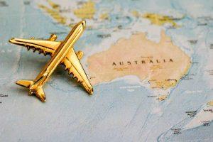 Aquí es cuando puede esperar comenzar a volar a nivel nacional dentro de Australia