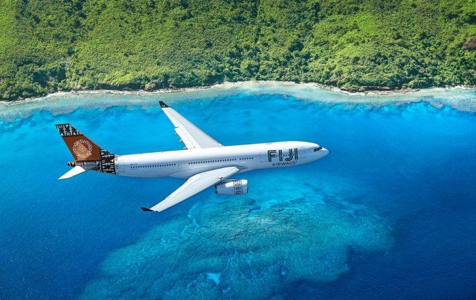 Fiji Airways flights