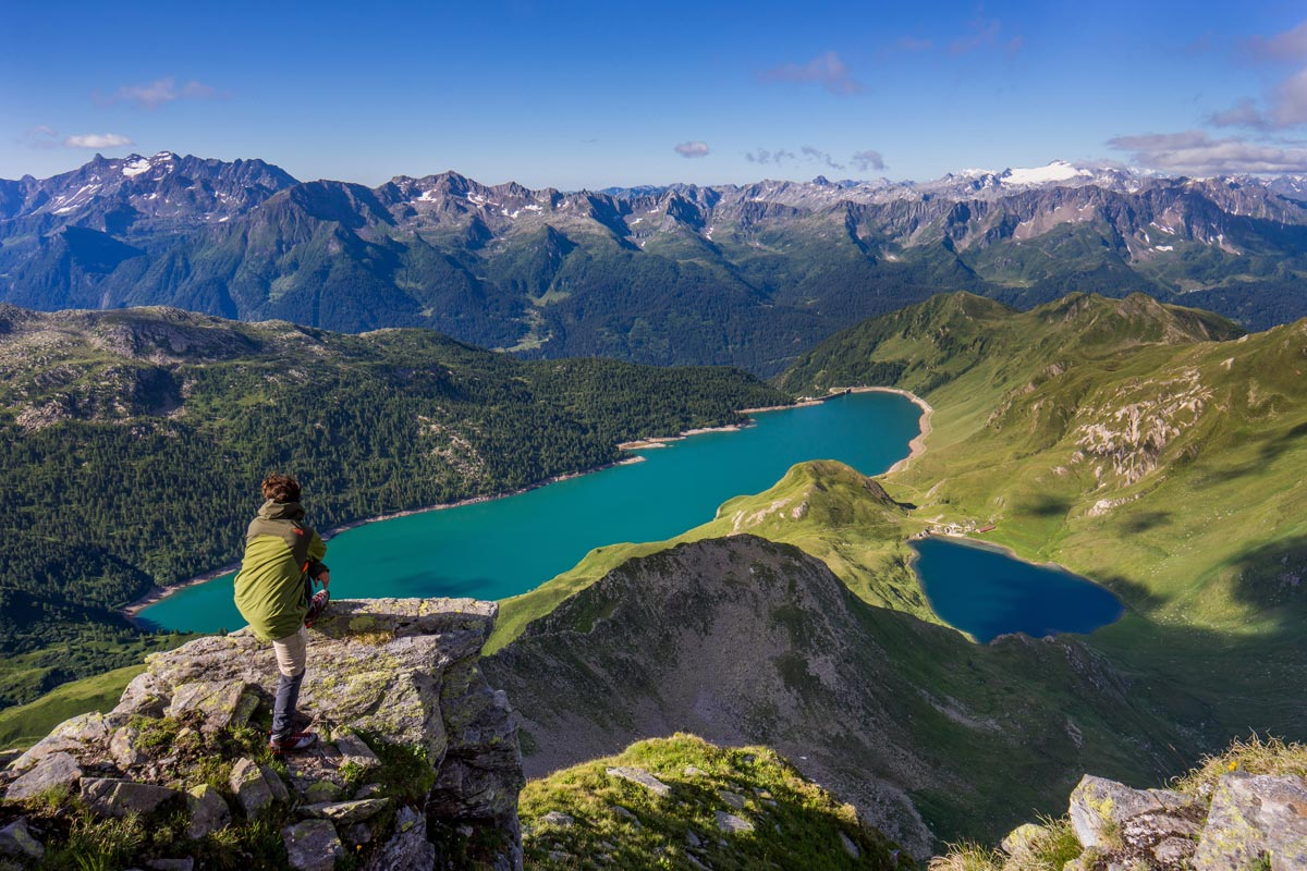 Nature at its most humbling in the Piora Valley © Alessio Pizzicannella.