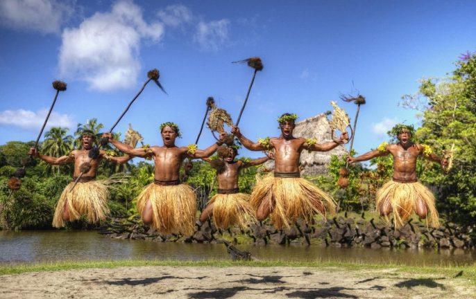 Fiji open to tourism