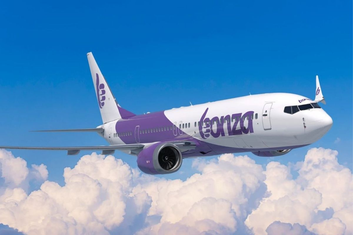 Bonza airlines